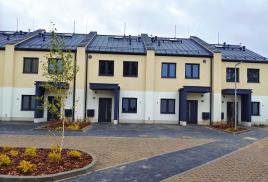 PDD ukończyło budowę osiedla w Łodzi. Pierwsze Domy na Pszennej są już zarezerwowane