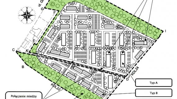 Polskie Domy Drewniane podpisały umowę na zakup gruntu w Środzie Śląskiej. Powstanie kilkaset mieszkań.